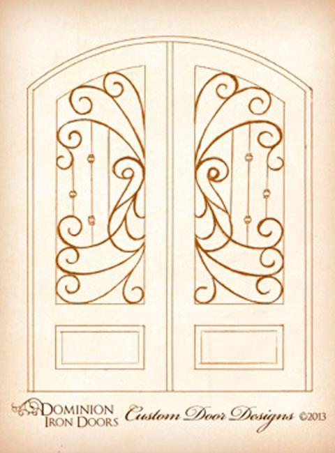 dominion-catalogo-iron-door-peacock